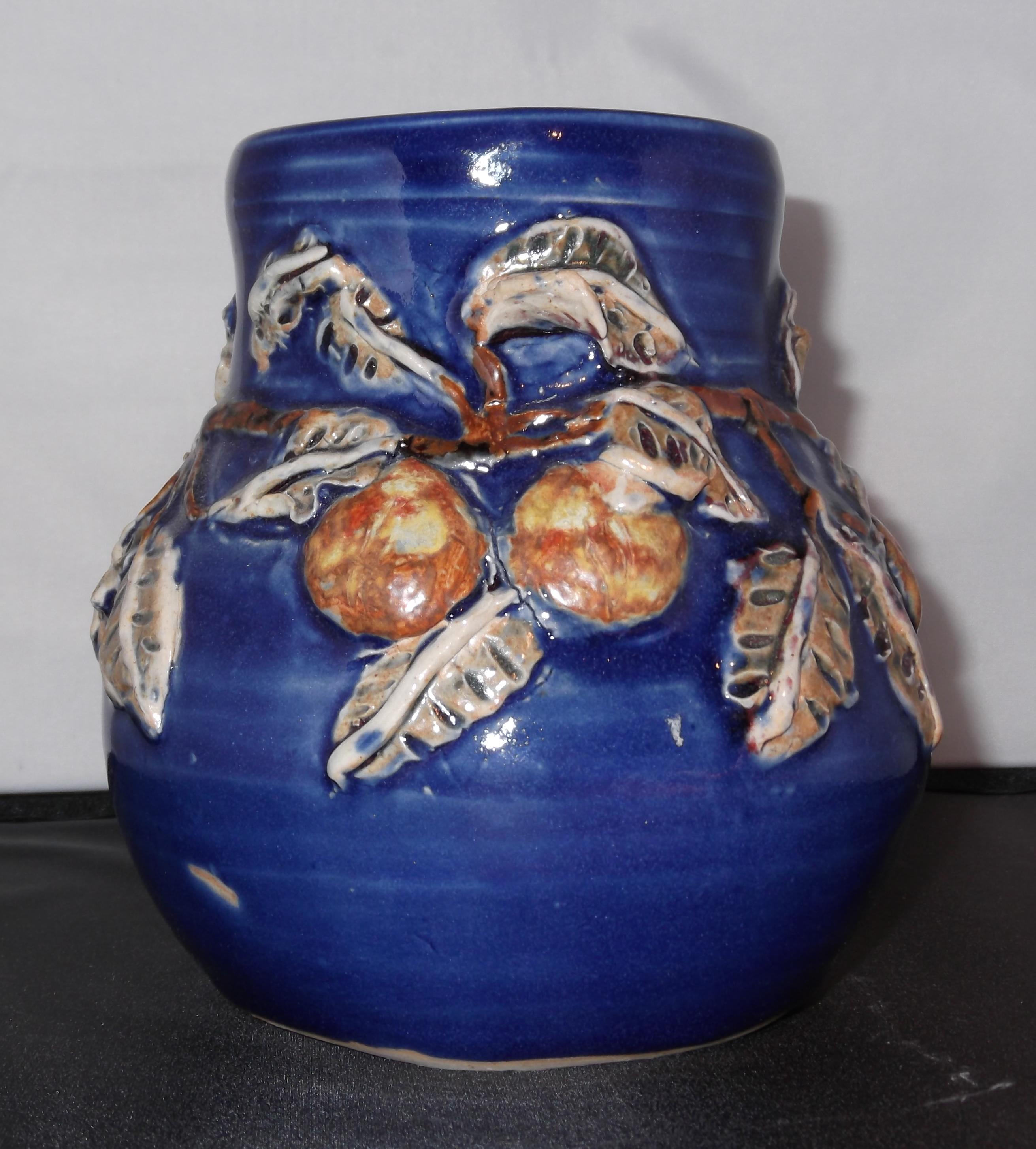 Crab Apple Vase